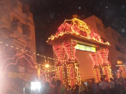 The Gokarnath Temple in Mangalore