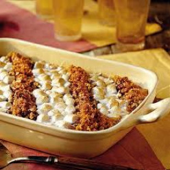 "The Best Sweet Potato Casserole In The World! Proudly ""Borrowed"" From Outback Steak House"
