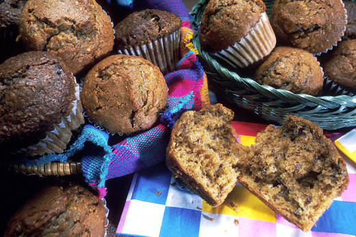 Muffins: delicious little morsels that can be anything.