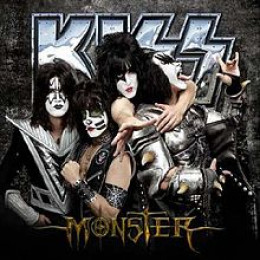 """Monster"" album cover"