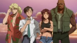 Anime Reviews: Black Lagoon