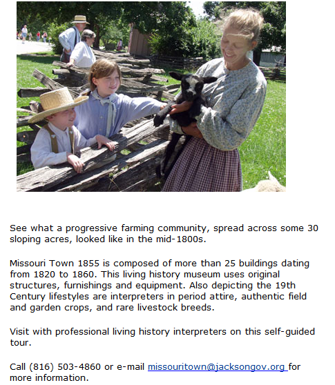 Farming was key in the pioneering days