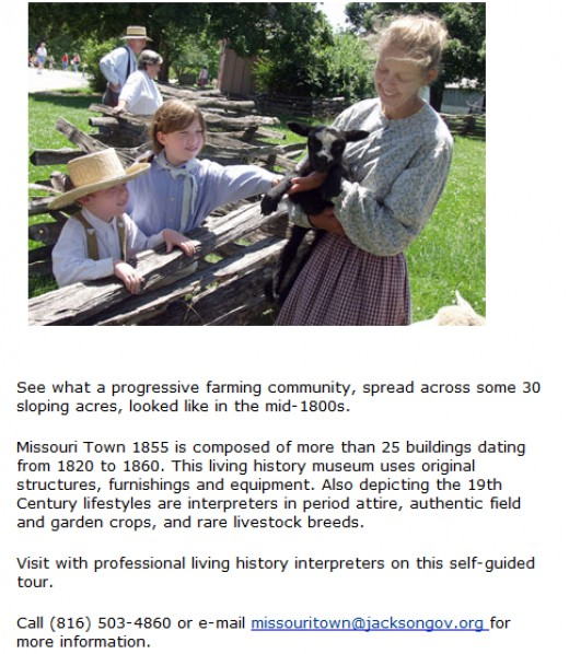 Farming was key in the pioneering days