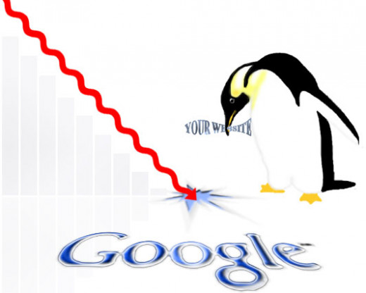 Negative SEO got a lot colder when Google introduced the penguin.