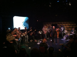 Motherlodge Fundraiser 2012, Bonnie Prince Billy, and Who Really Was Missing