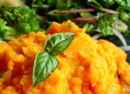 Sweet Mashed Potatoes