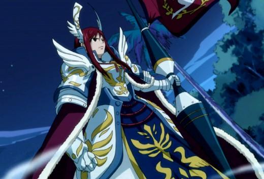 Erza Scarlet's Farewell  Fairy Tail Armor