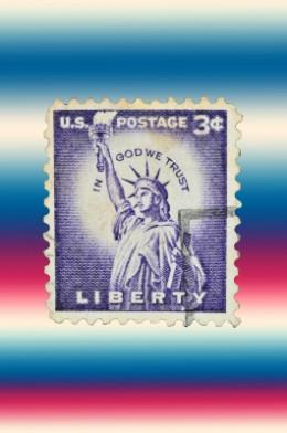 Old US Stamp