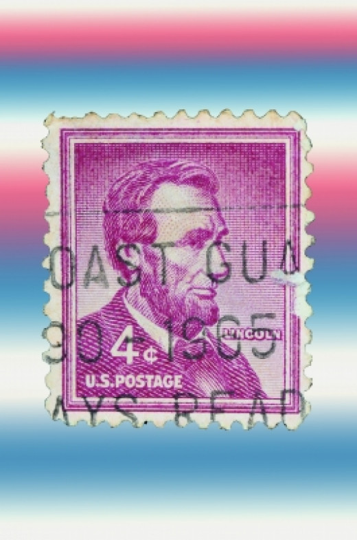 Old US Stamp