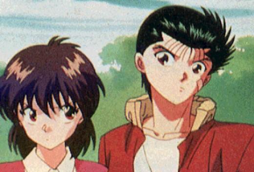 Yusuke and Keiko.
