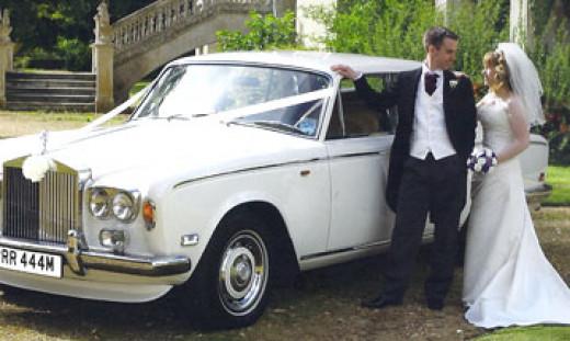 Wedding Car Hire Peterborough
