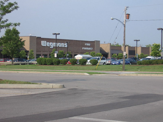 Wegmans provide a comfortable atmosphere to buy high quality foods for affordable prices.