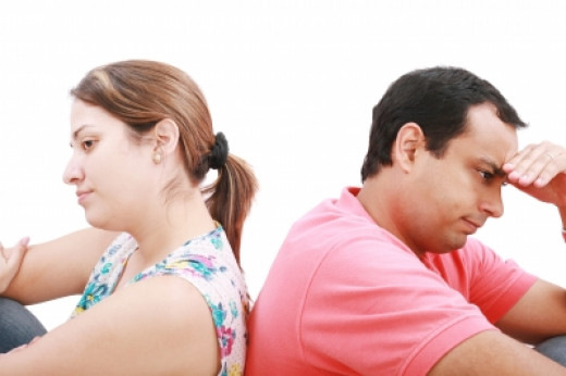 When one spouse is depressed, both are affected in all areas of life.