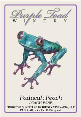 The Purple toad, Paducah Kentucky
