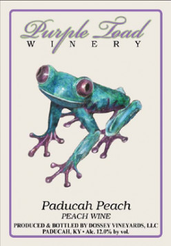 Purple Toad winery- Paducah, Kentucky