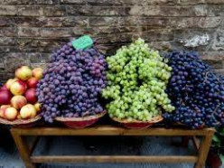 A Villa in Tuscany - Part 3 of a Series - Siena Market