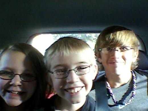 All Three Kiddos
