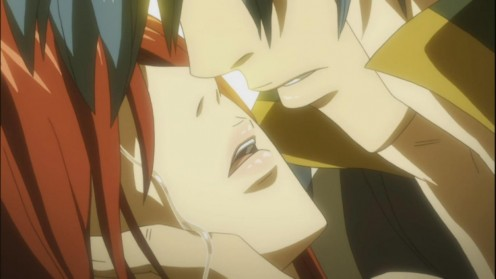Jellal and Erza nearly kissed