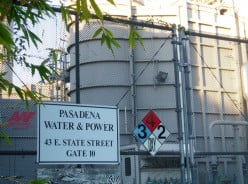 PWP has satellite facilities in different locations. Their main office is downtown. They supply water from groundwater mixed with imported water (60%), and electricty produced from coal and natural gas.