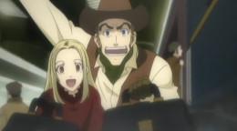 Miria (Left) & Isaac (Right)