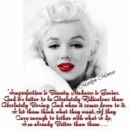 Was Marilyn on the Spectrum? Read my article and decide.