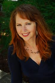 Kristi Marsh, speaker, author, crusader for safe cosmetics and personal care products.