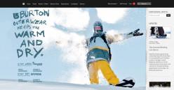 The History of Burton Snowboarding