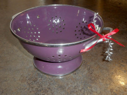 The Lavender Colander -  A Christmas Story