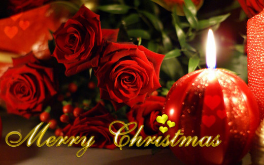 Beautiful Merry Christmas Wallpaper