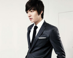Korean Actor - Lee Min Ho ( A Star to Watch)
