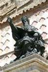 Statue of Pope Julius II