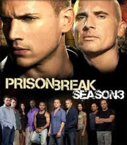 Prison Break continues to be a dramatic show in season three as the crew tries to constantly evade the law.
