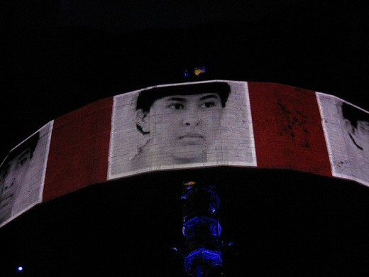 Walk On, Written for Aung San Suu Kyi, Featured Prominently in U2's 360 Tour