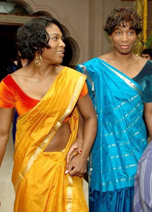 Serena Williams & Venus Williams