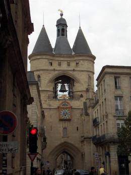 La Grosse Cloche in Bordeaux