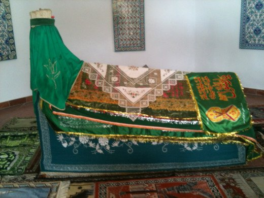 Gul Baba Sufi Shrine