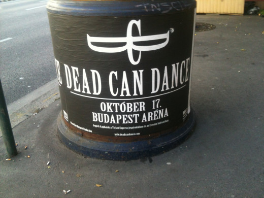 Dead Can Dance Budapest