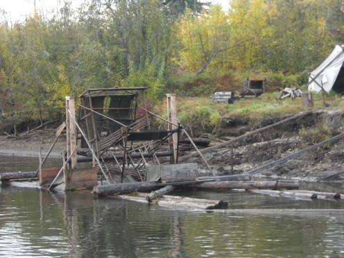 Athabaskan Fish Camp, Fairbanks, Alaska