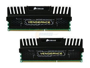 CORSAIR Vengeance 16GB (2 x 8GB) 240-Pin DDR3 SDRAM DDR3 1600 (PC3 12800)