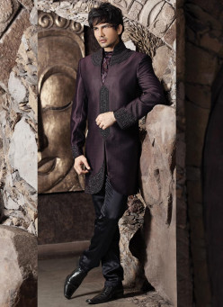 Indo Western Traditional Attire For Men