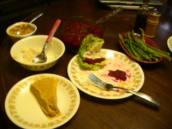 My First Raw Food Holiday is Thanksgiving