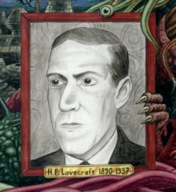 Audio Theater with Howard Phillips Lovecraft
