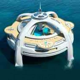 Project Utopia Floating Island