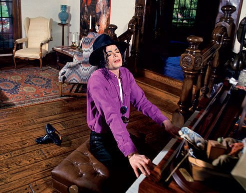 Magical Michael at Neverland - Added 11.23.12