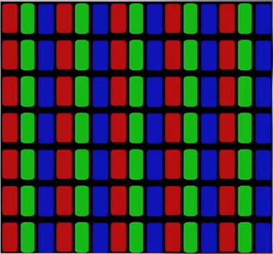 Non-PenTile screen