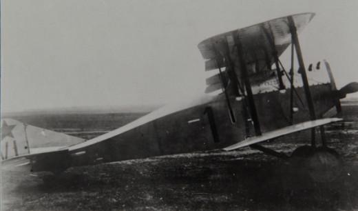 An Ansalso A.1 Ballila fighter