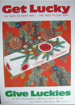 History of Christmas Presents Tobacco