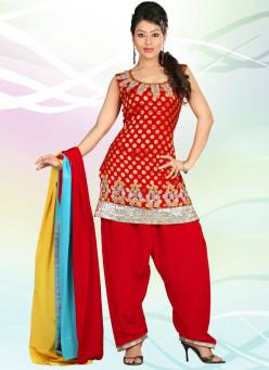 Plus Size Indian Clothing: Churidar, Salwar Kameez, Anarkali and Kurtis