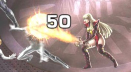 Magik takes out a magical 50 HP from my Spider-man