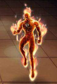 Original FF Human Torch